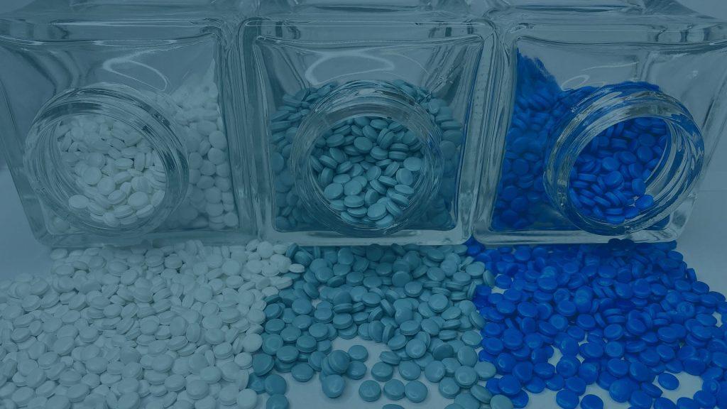 riciclo e commercio materie plastiche